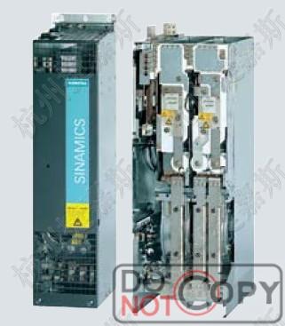 西门子6se70系列变频器维修